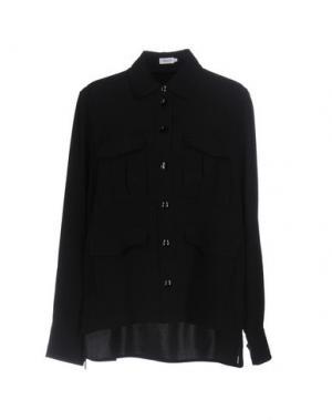 Pубашка FILIPPA K. Цвет: черный