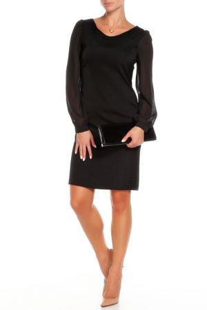 Платье BGN. Цвет: black