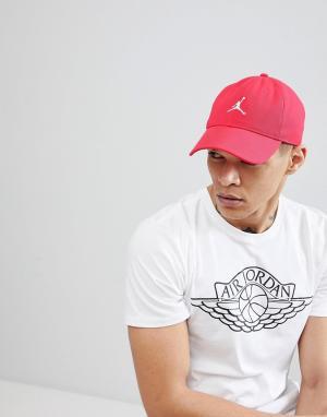 Jordan Розовая кепка Nike H86 847143-691. Цвет: розовый