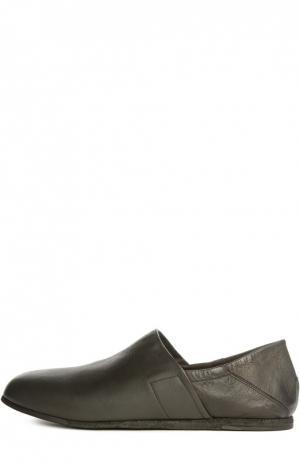 Домашние туфли O.X.S.. Цвет: черный
