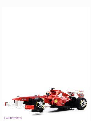 Машинка Ferrari 150 Italia Fernando Alonso, 5 CARRERA. Цвет: красный