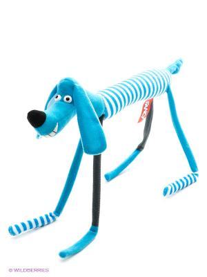 Слим-собачка Fancy. Цвет: голубой