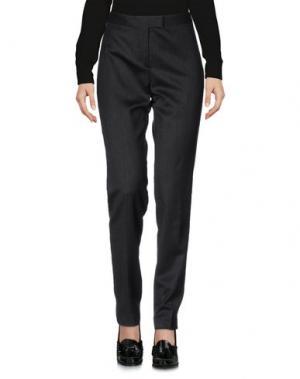 Повседневные брюки JEANPAUL KNOTT. Цвет: свинцово-серый