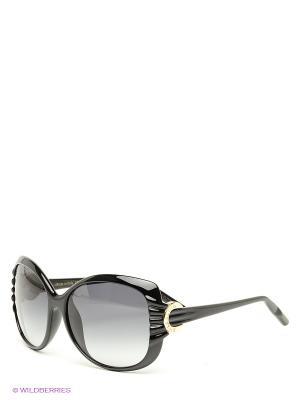 Солнцезащитные очки B 151 C1 Borsalino. Цвет: черный