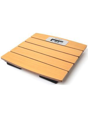 Весы напольные электронные Supra BSS-6100 макс.150кг коричневый. Цвет: коричневый