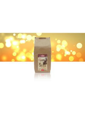 Кофе в зернах Di Maestri Sicilia 80% арабика 20% робуста свежей обжарки  1 кг DiMaestri. Цвет: коричневый