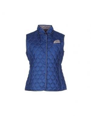 Куртка JAN MAYEN. Цвет: синий