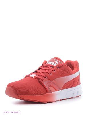 Кроссовки XT S Fade Puma. Цвет: красный