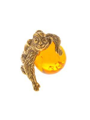 Фигура Обезьянка Абу Aztek. Цвет: желтый, коричневый, светло-оранжевый