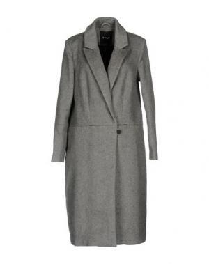 Пальто TY-LR. Цвет: серый