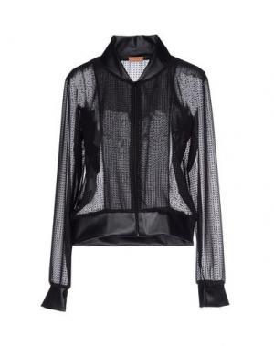Куртка MACRÍ. Цвет: черный