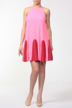 Платье CAMILLA AND MARC. Цвет: розовый, красный