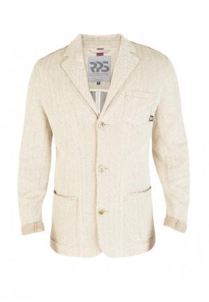 Пиджак RPS. Цвет: бежевый