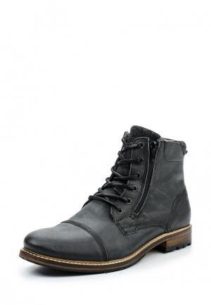 Ботинки Bullboxer. Цвет: серый