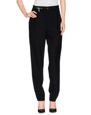 Повседневные брюки ANTHONY VACCARELLO. Цвет: черный