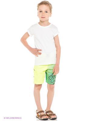 Бордшорты Resistance Boys BILLABONG. Цвет: зеленый