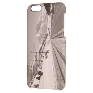 Чехол для iPhone 6  Mitt Print Case Railway Nixon. Цвет: серый