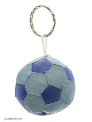 EXPETRO Брелок светоотражающий Мяч синий Экспетро. Цвет: синий