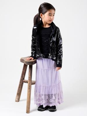 Куртка Imoga. Цвет: черный