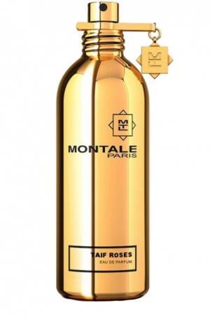 Парфюмерная вода Taif Roses Montale. Цвет: бесцветный