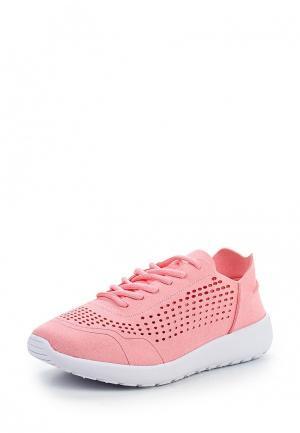 Кроссовки Calipso. Цвет: розовый