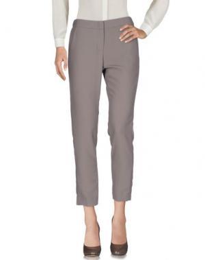 Повседневные брюки -A-. Цвет: хаки