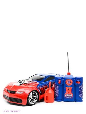 Машина Технопарк. Цвет: синий