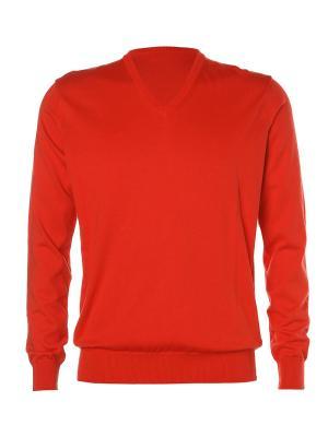 Пуловер Kangra. Цвет: красный