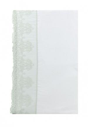 Постельное белье Sofi De Marko. Цвет: белый