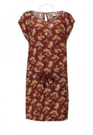 Платье Scotch&Soda. Цвет: коричневый