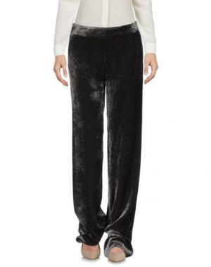 Повседневные брюки GENTRYPORTOFINO. Цвет: темно-коричневый