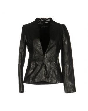 Пиджак BAD SPIRIT. Цвет: стальной серый