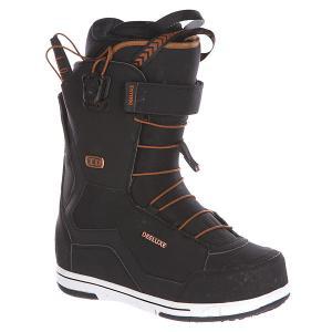 Ботинки для сноуборда женские  Id 6.1 Lara Pf Black Deeluxe. Цвет: черный