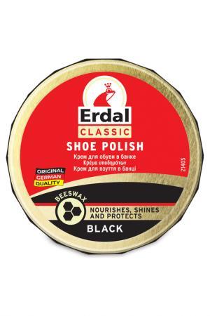 Крем для обуви, 75 г Herdal. Цвет: черный