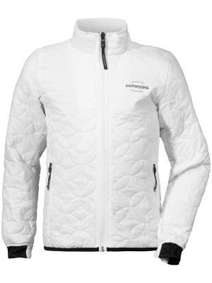 Куртка BRITA DIDRIKSONS. Цвет: белый
