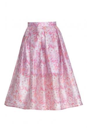 Юбка 160660 Infinee. Цвет: розовый