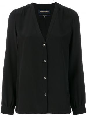 Рубашка Ernest Vanessa Seward. Цвет: чёрный