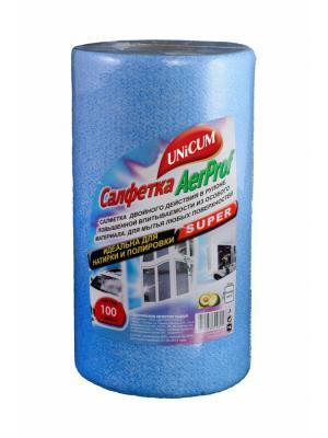 Салфетки для уборки B&B. Цвет: голубой
