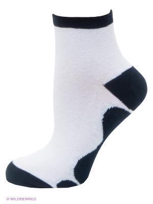 Носки Vis-a-vis. Цвет: белый, черный