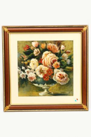 Постер Цветочная композиция F.A.L. Цвет: мультиколор