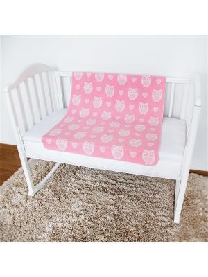 Одеяло Baby Nice. Цвет: розовый