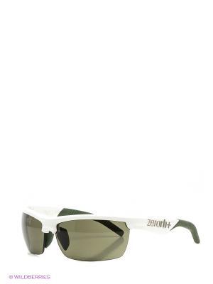 Очки солнцезащитные RH 731S 33 Zerorh. Цвет: зеленый, белый
