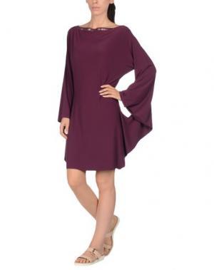Пляжное платье FISICO-CRISTINA FERRARI. Цвет: баклажанный