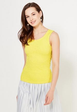 Топ Miss & Missis. Цвет: желтый