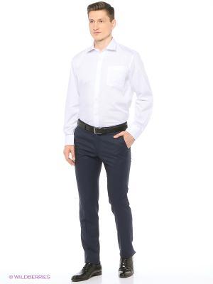 Рубашка мужская с длинным рукавом Mr. Marten. Цвет: белый