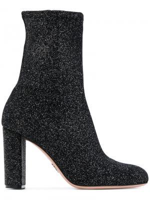Ботинки Giorgia Oscar Tiye. Цвет: чёрный