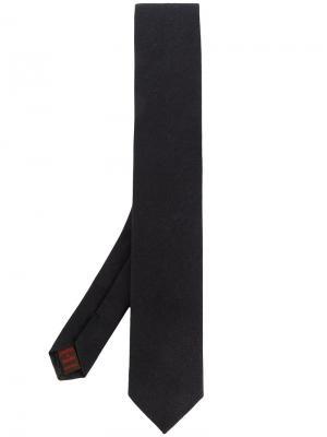 Классический галстук Fashion Clinic Timeless. Цвет: чёрный