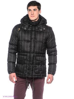 Куртка F5. Цвет: черный, темно-зеленый, серо-голубой