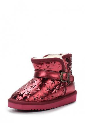 Полусапоги Vitacci. Цвет: розовый
