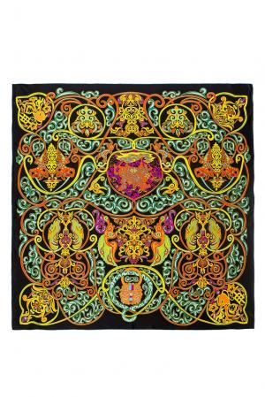Шелковый платок 183359 Moltini. Цвет: разноцветный